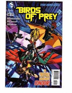 Birds Of Prey #14 (9.2) ID#MBX3