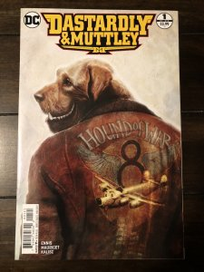 Dastardly and Muttley #1