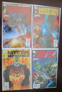 Martian Manhunter Comics Set # 1 - 8 - 8.0 VF - 2006