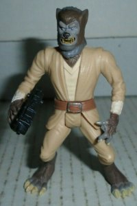 Lak Sivrak Star Wars Action Figure The Power Of the Force 1998 Kenner