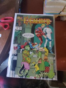 Excalibur #9 (1989)