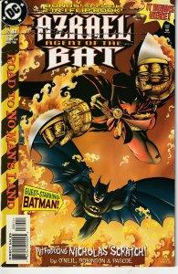 Azrael(vol. 1) # 47(/Batman – Shadow of The Bat # 80), 48, 49