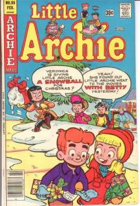 LITTLE ARCHIE (1956-1983) 115 F-VF Feb. 1977 COMICS BOOK
