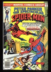 Spectacular Spider-Man #1 VF- 7.5
