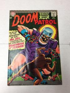 Doom Patrol 105 Vg 4.0 Very Good