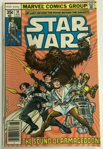 STAR WARS#14 FN 1978 MARVEL BRONZE AGE COMICS