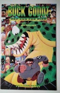 Buck Godot - Zap Gun For Hire #5 (1995) Palliard Comic Book J756