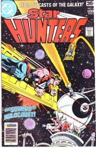 Star Hunters #3 (Mar-78) NM- High-Grade Starhunter