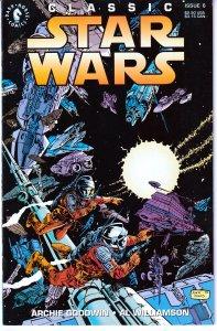 Classic Star Wars #6 (1993)