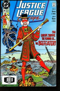 Justice League Europe #20 (1990)