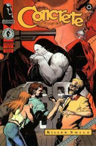 Concrete: Killer Smile #1 VF/NM; Dark Horse | save on shipping - details inside