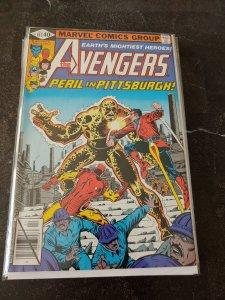 The Avengers #192 (1980)