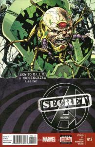 Secret Avengers (2nd Series) #13 VF/NM; Marvel | save on shipping - details insi