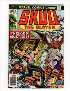 Skull The Slayer #8 (VF-) *$3.99 UNLMTD SHIPPING!*