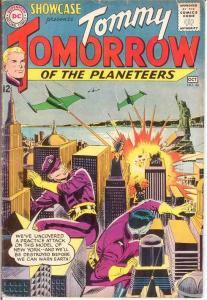 SHOWCASE 46 GOOD TOMMY TOMORROW  October 1963 COMICS BOOK