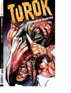 Turok: Dinosaur Hunter (2014) #7 NM- (9.2) Sears Variant