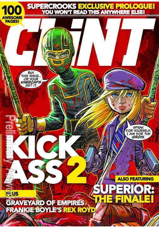 Clint (2nd Series) #15 VF/NM; Titan | save on shipping - details inside