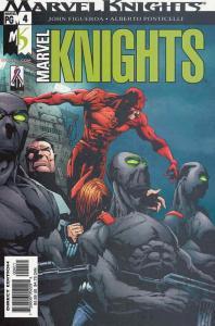 Marvel Knights (Vol. 2) #4 VF/NM; Marvel | save on shipping - details inside