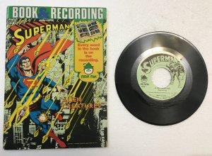 "Superman: ""Alien Creatures"" Book and Record Set PR28"