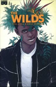 Wilds, The #5 VF/NM; Black Mask | save on shipping - details inside
