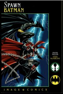 Spawn Batman #1, 9.4 or better