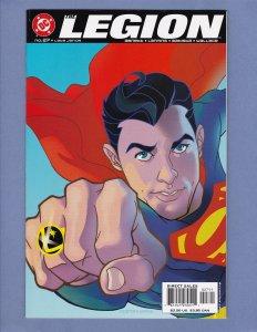 Lot of 13 Legion Comics #25 #27 Superboy
