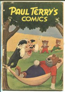 Paul Terry's Comics #121-1955-St John-Mighty Mouse-Heckle and Jeckle-FR