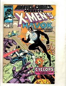 9 Marvel Comics X-Men Havok # 24 26 27 28 29 30 31 Wolverine # 50 70 EK4