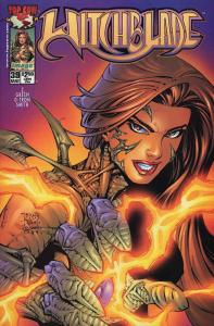 Witchblade #39 VF/NM; Image | save on shipping - details inside
