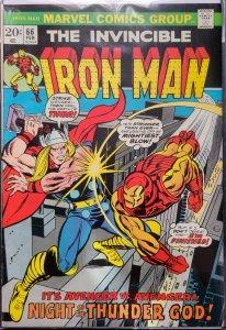 Invincible Iron Man 66
