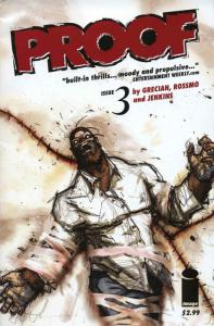 Proof #3 VF/NM; Image | save on shipping - details inside