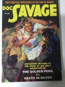 Doc Savage 3 Nm Near Mint Pulp Reprint