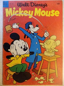 Mickey Mouse #35 (1954)