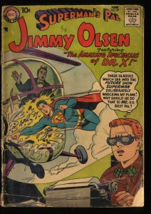 Superman's Pal, Jimmy Olsen #29