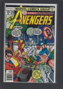 The Avengers #170 (1978)
