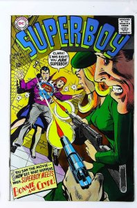 Superboy (1949 series) #149, NM- (Actual scan)