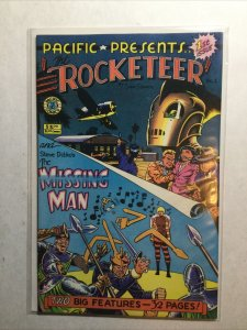 Pacific Presents 1 Near Mint- Nm- 9.2 Pacific