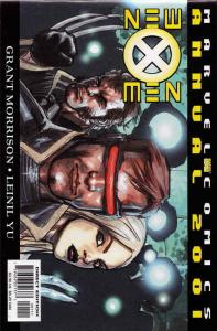 X-Men (2nd Series) Annual #2001 FN; Marvel | save on shipping - details inside