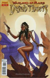 Warlord of Mars: Dejah Thoris #26A FN; Dynamite | save on shipping - details ins