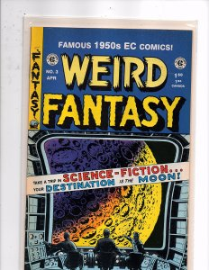 EC Comics (1993) Weird Fantasy #3 Wally Wood Harvey Kurtzman