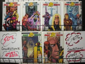 AVENGERS THUNDERBOLTS (2004) 1-6  the complete series