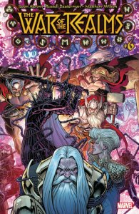 War Of The Realms #6 (Marvel, 2019) NM