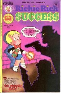 RICHIE RICH SUCCESS STORIES (1964-1982) 63 VF Aug. 1975 COMICS BOOK