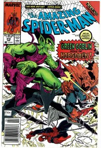 Amazing Spider-Man #312   Green Goblin vs Hobgoblin Newsstand NM