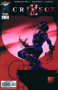 Crimson #3A VF/NM; Image   save on shipping - details inside