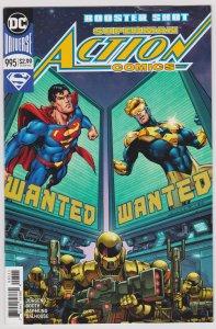 Action Comics 995 (F)