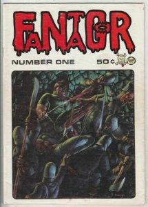 Fantagor #2 (Jan-72) FN/VF Mid-High-Grade