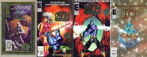 ZEN INTERGALACTIC NINJA (1993 ENTITY) 0-3  COMPLETE! COMICS BOOK