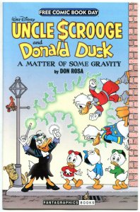 UNCLE SCROOGE DONALD DUCK 1, NM, FCBD, Don Rosa,2014,more Promo/items in store,A