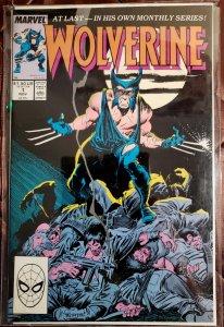 Wolverine (BR) #1 (1988)